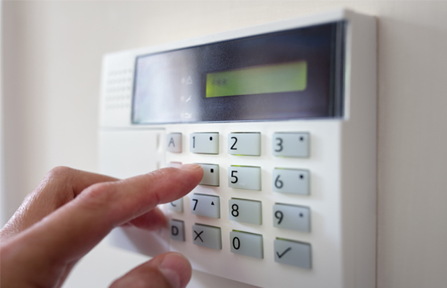 access control business security systems ohio