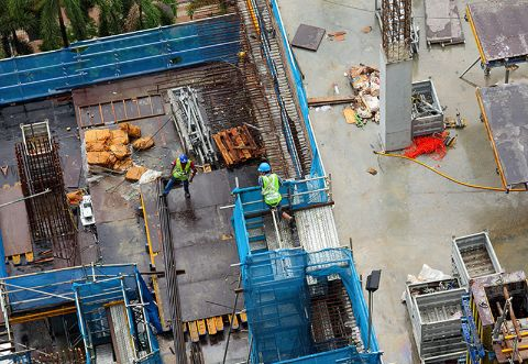 security systems for construction sites