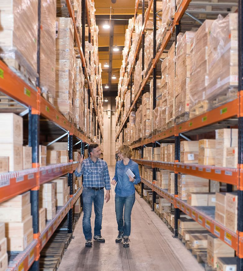 Warehouse commercial security systems in ohio