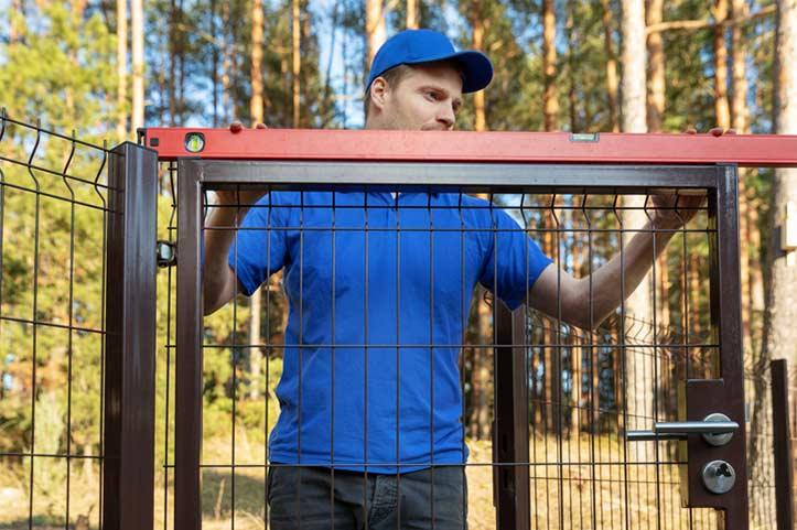 security gate company installation ohio